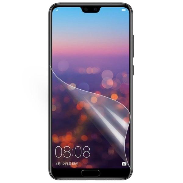 Huawei P20 Pro skärmskydd superklar HD skyddande