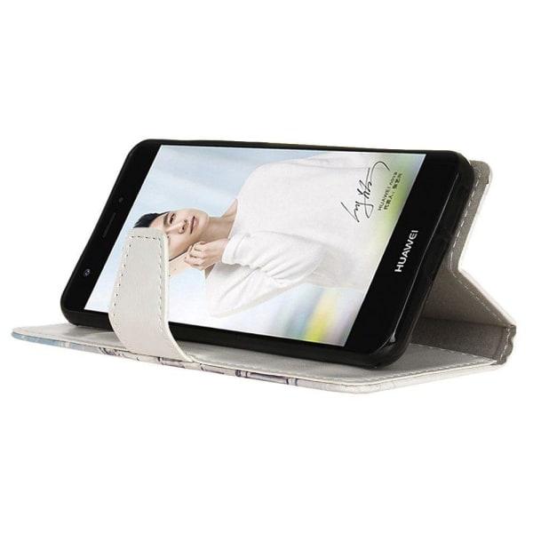 Huawei P9 Lite Mini Fodral med modernt motiv - Kärleks brev