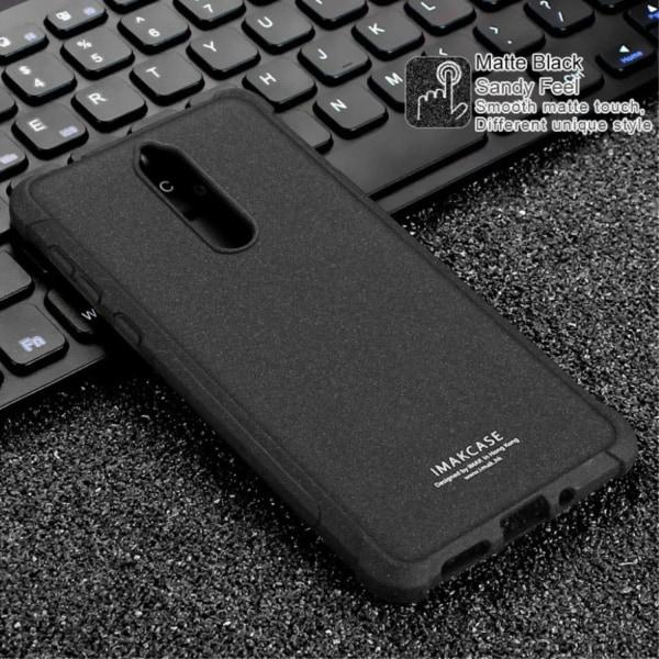 IMAK Nokia 8 mobilskal TPU material böjbar tillkommer explos