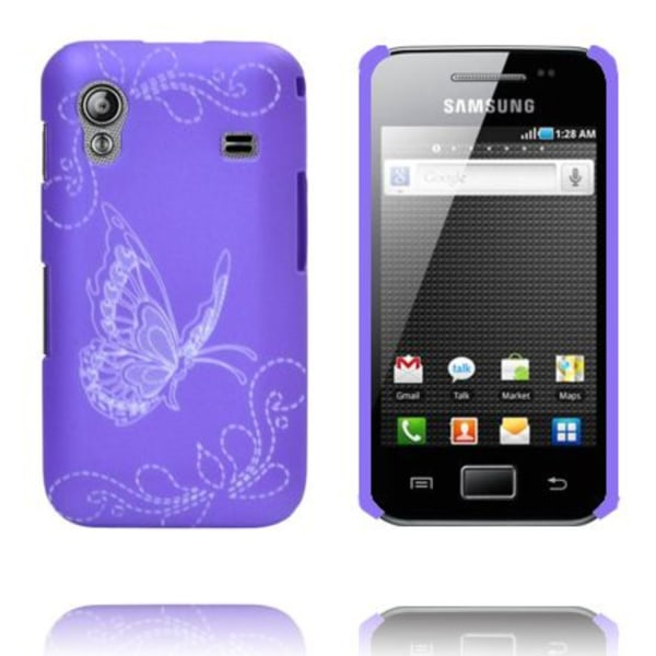Joy (Lila) Samsung Galaxy Ace Skal