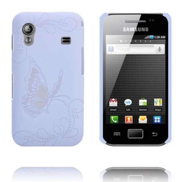 Joy (Vit) Samsung Galaxy Ace Skal