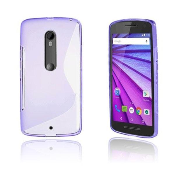 Lagerlöf Motorola Moto X Play Skal - Lila