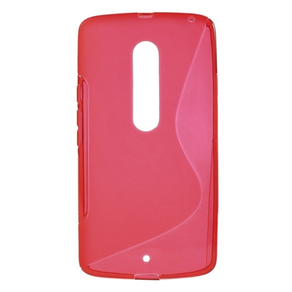 Lagerlöf Motorola Moto X Play Skal - Röd
