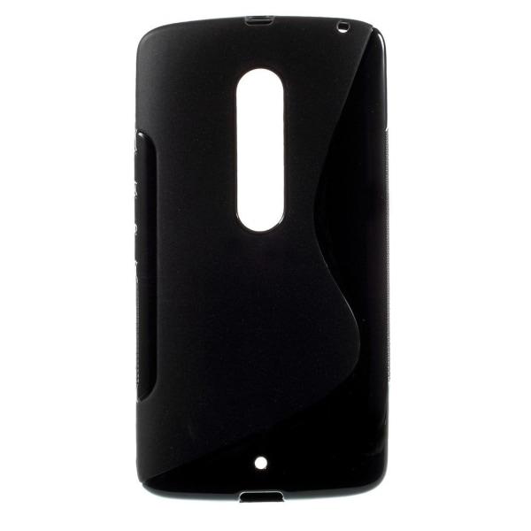 Lagerlöf Motorola Moto X Play Skal - Svart