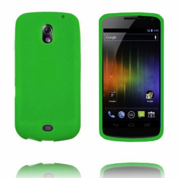 Mjukskal (Grön) Samsung Galaxy Nexus Skal