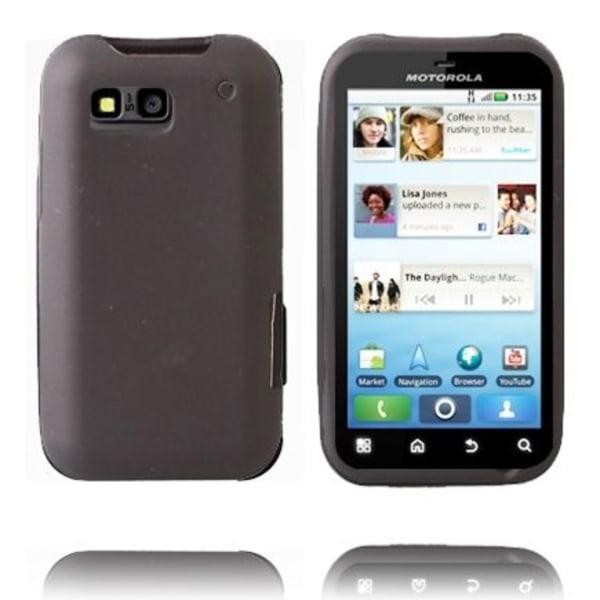 Mjukskal (Svart) Motorola Defy Skal