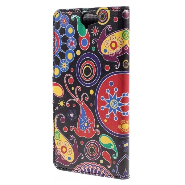 Moberg HTC One A9 Fodral - Paisley Blommor