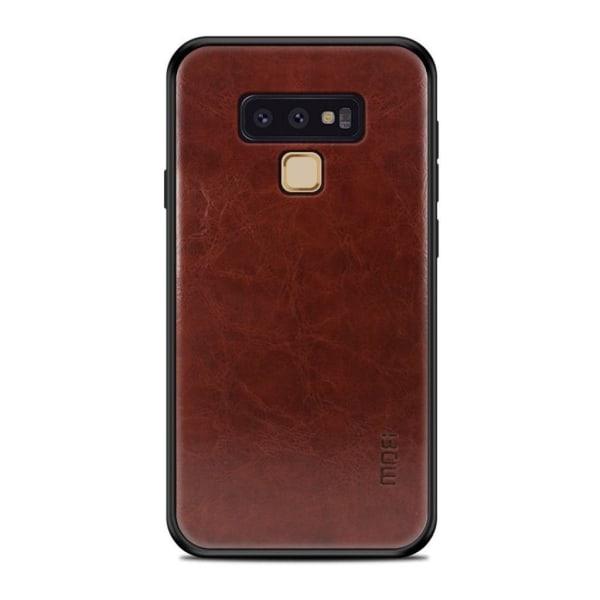 MOFI Samsung Galaxy Note 9 mobilskal plast silikon syntetläd