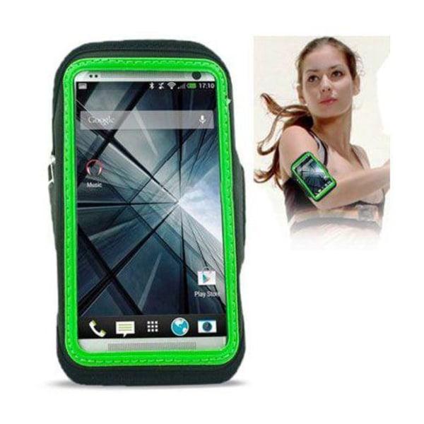 Motion (Grön) Smartphone Sportarmband