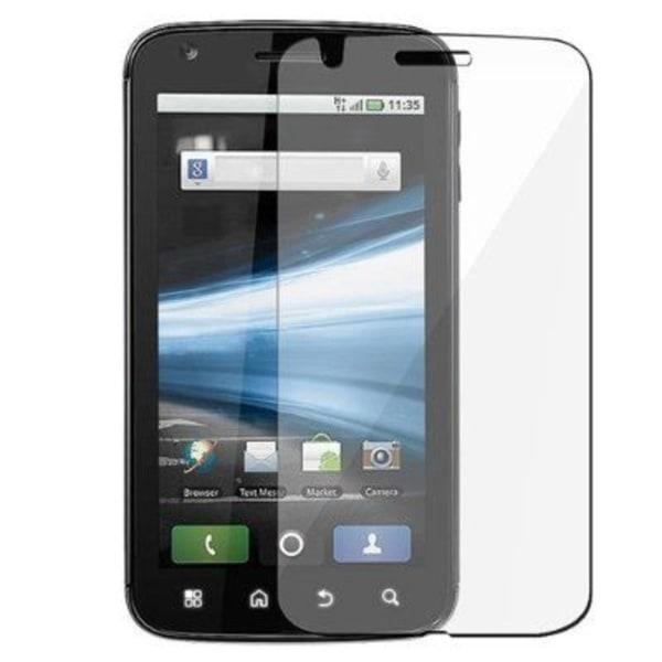 Motorola Atrix 4G Displayskydd (Klar)