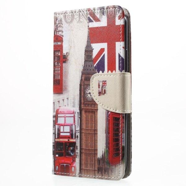 Motorola Moto E4 Plus Fodral med unikt motiv - London