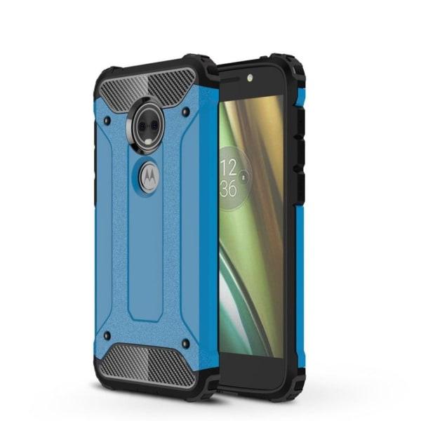 Motorola Moto E5 Play mobilskal silikon plast värmeavledande