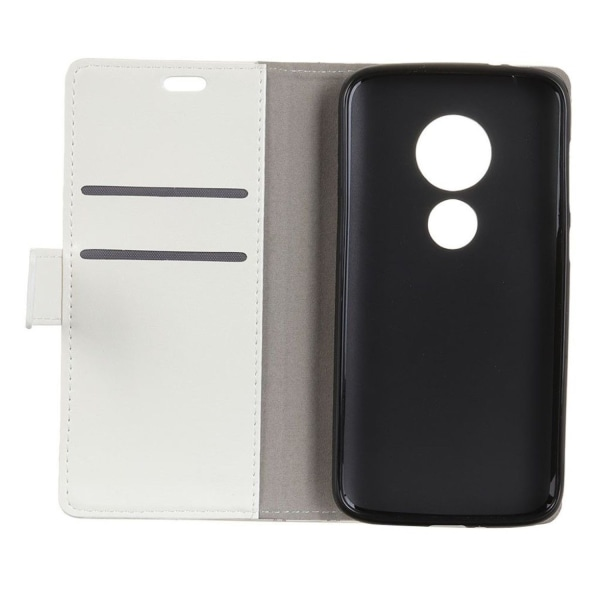 Motorola Moto E5 Plus mobilfodral plånbok stående läge tryck