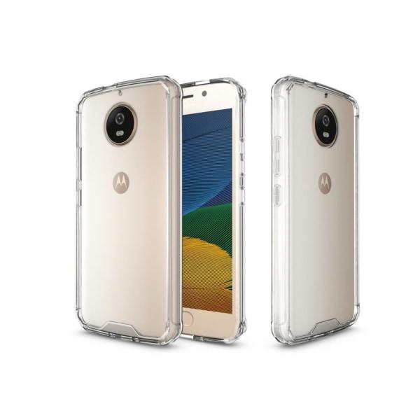 Motorola Moto G5S Genomskilnigt skal - Genomskilnigt
