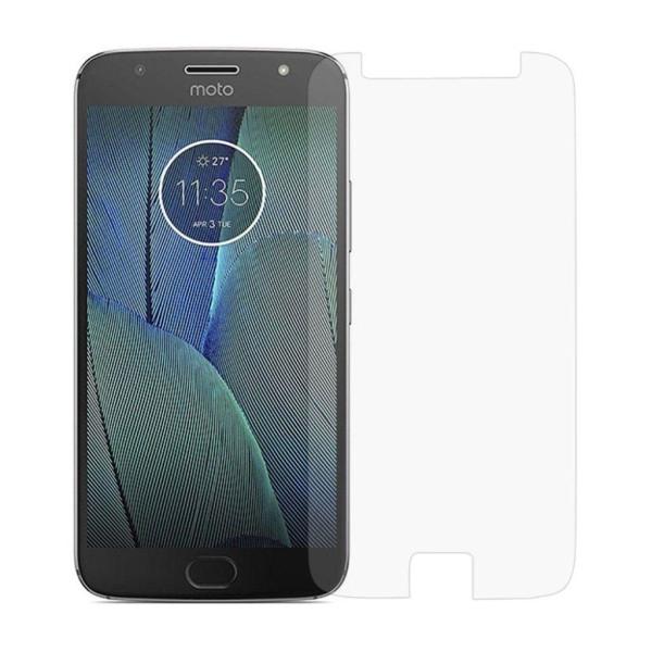 Motorola Moto G5S Plus Härdat extra glas - Genomskilnigt
