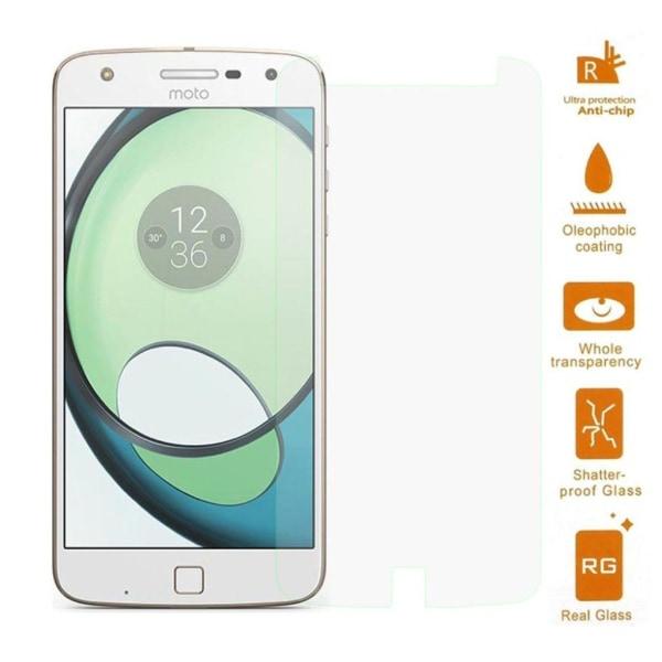 Motorola Moto Z Play Tunt extra glas - Genomskinligt