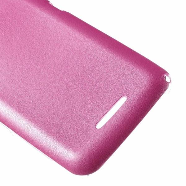 Nesboe Sony Xperia E4g E2003 / Dual 2033 Leather Coated TPU