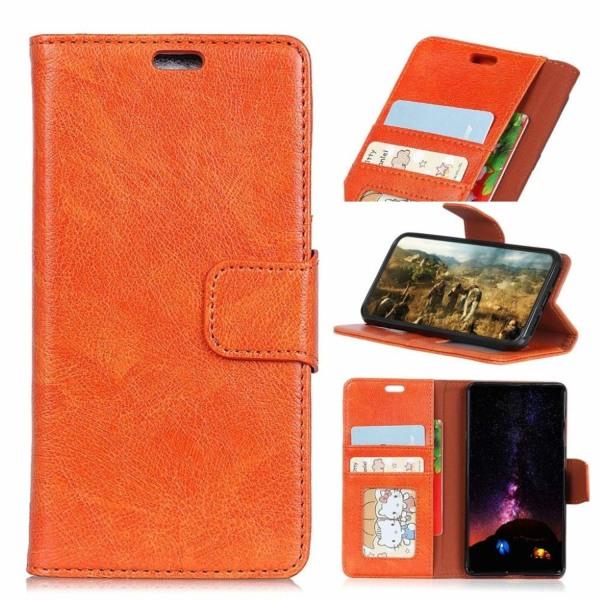 Nokia 8 mobilfodral PU läder skyddande stående läge kortförv