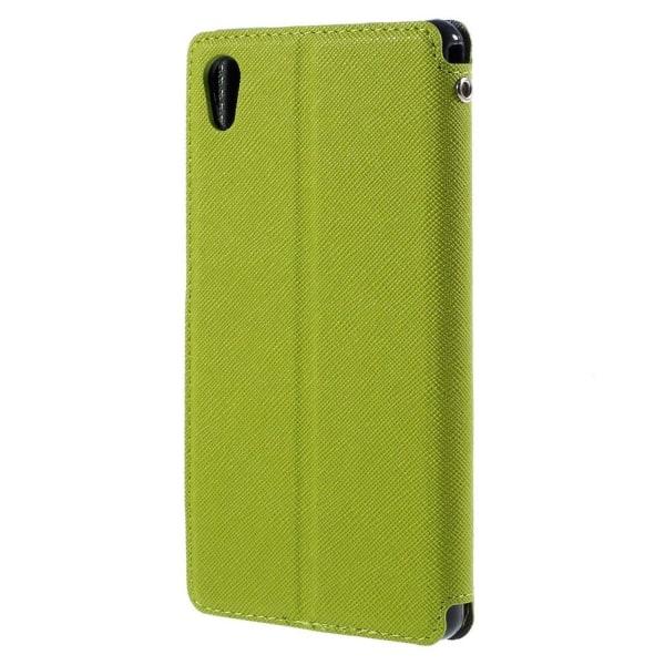 ROAR KOREA Sony Xperia M4 Aqua Fodral - Grön