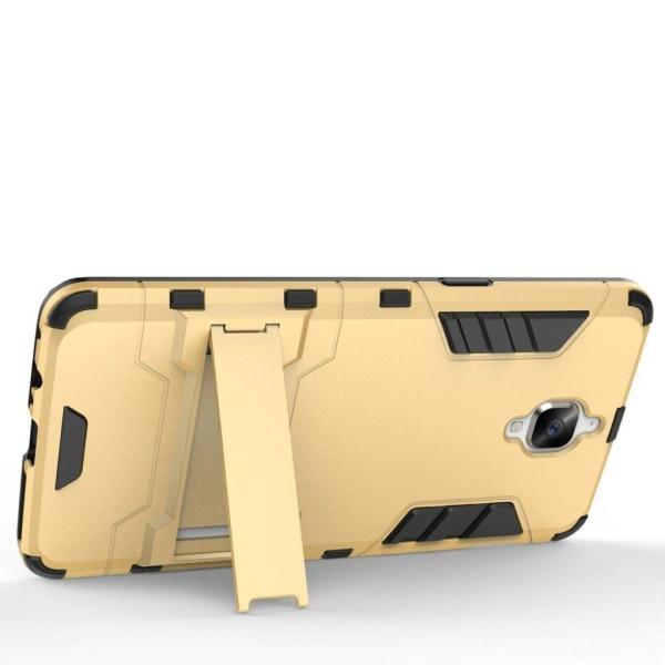 Rollo OnePlus 3 Hybridskal - Guld