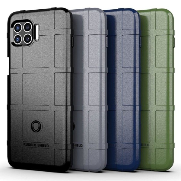 Robust sköldfodral - Motorola Moto G 5G Plus - Army Green