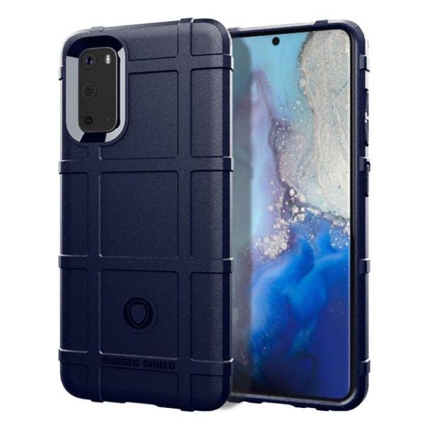 Rugged Shield case - Samsung Galaxy S20 - Dark Blue