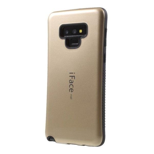 Samsung Galaxy Note 9 mobilskal plast silikonmaterial halkfr