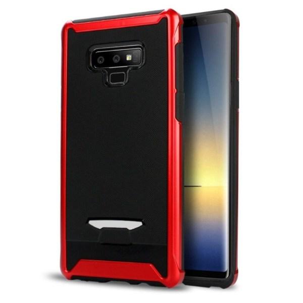 Samsung Galaxy Note 9 mobilskal silikon plast - Röd