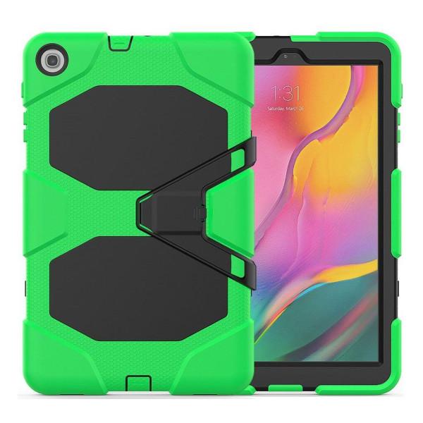 Samsung Galaxy Tab A 10.1 (2019) silicone combo case - Green