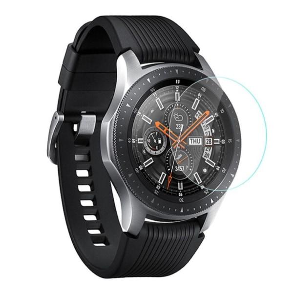 Samsung Galaxy Watch (46mm) arc edge 0.3mm tempered glass sc