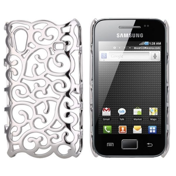 Shiny Air Shell (Silver) Samsung Galaxy Ace Skal
