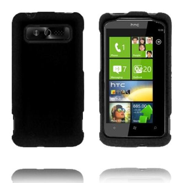 SlimCase Snap-On (Svart) HTC 7 Trophy Skal