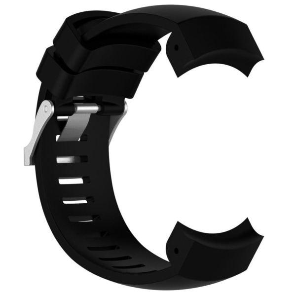 Suunto Core Alu Black Stilrent klockband - Svart