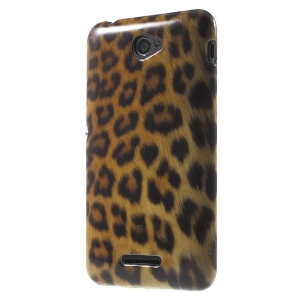 Westergaard Sony Xperia E4 TPU Skal - Leopard