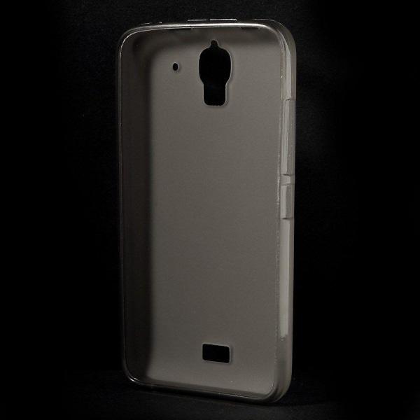 Wulff Matt TPU-skal till Huawei Y360 - Grå