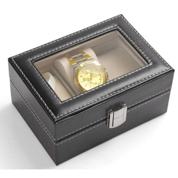 Klockbox / Klocklåda för  3 klockor