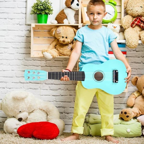 Barngitarr för nybörjare