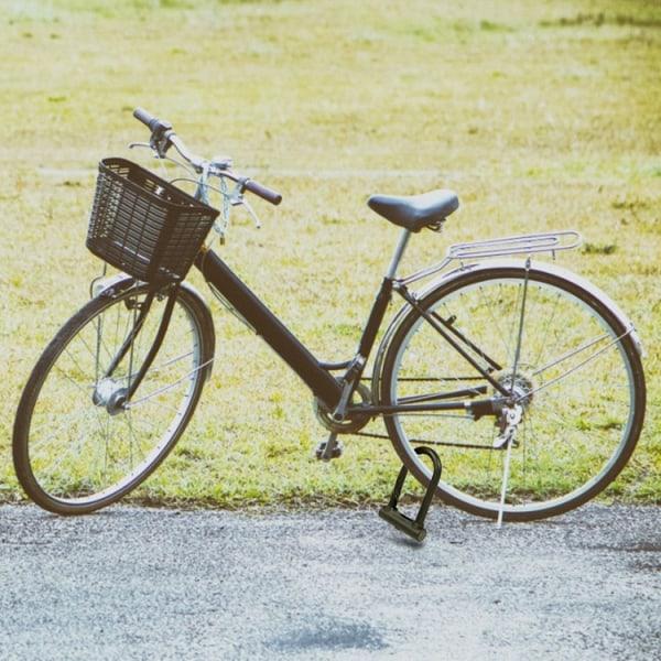 Cykellås med 3 nycklar