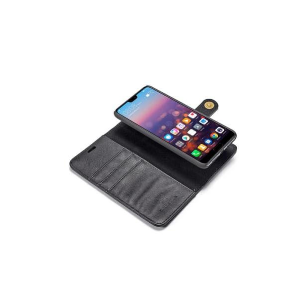 Samsung Galaxy A21s Mobilfodral med avtagbart skal brun