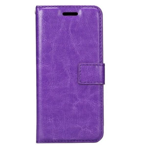 Samsung Galaxy A41 2020 Plånboksfodral lila
