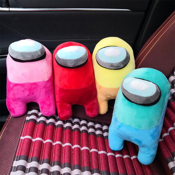 Among Us Plush Soft Stuffed Toys Doll Kids Figure Plushie Xmas Red