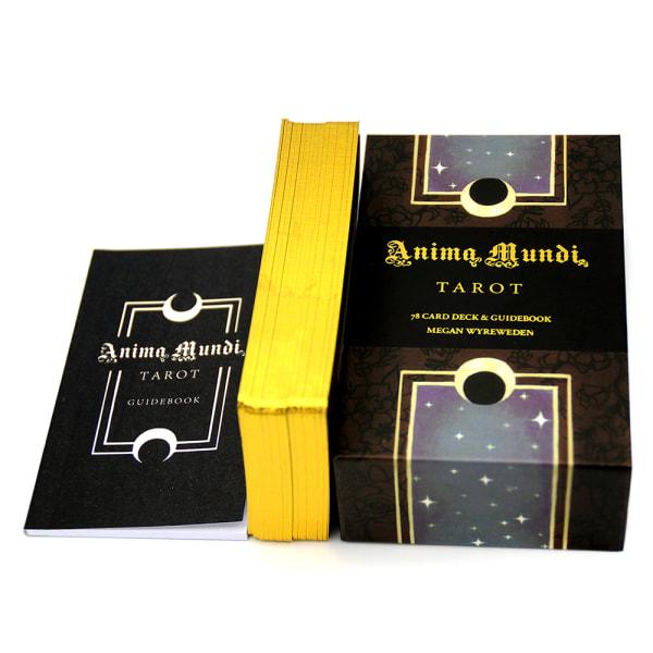 78PCS Anima Mundi Tarot Card Table Desk Board Home High End Game
