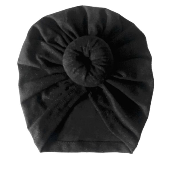 Baby Turban Cotton Tie Indian Hat Blue