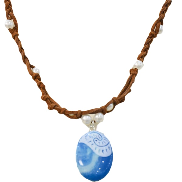 Children Girl Jewelry-Moana Necklace