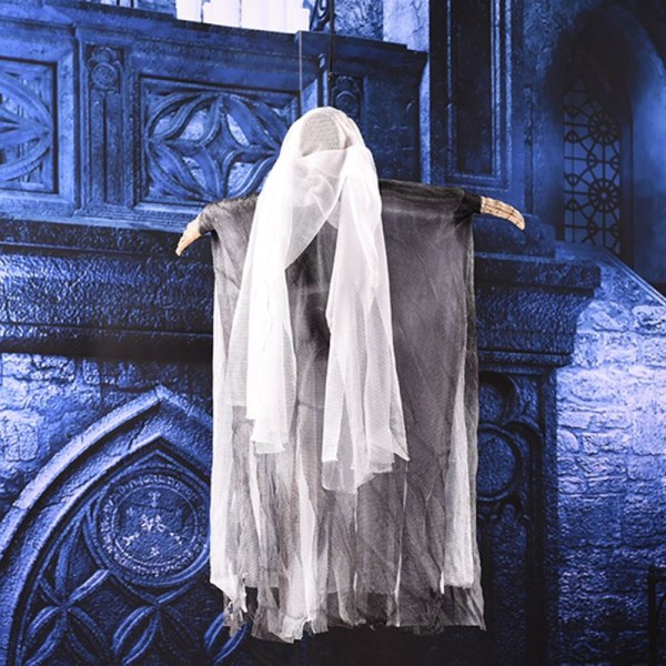 Halloween Witch Ghost Hangings Electric Voice Electric As pics