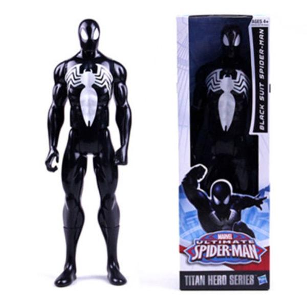 Marvel Avengers Super Hero Action Figure Spider-Man Toys Boy Captain America