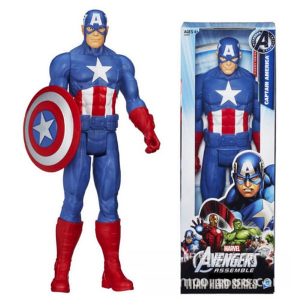 Marvel Avengers Super Hero Actionfigur Spider-Man Toys Boy