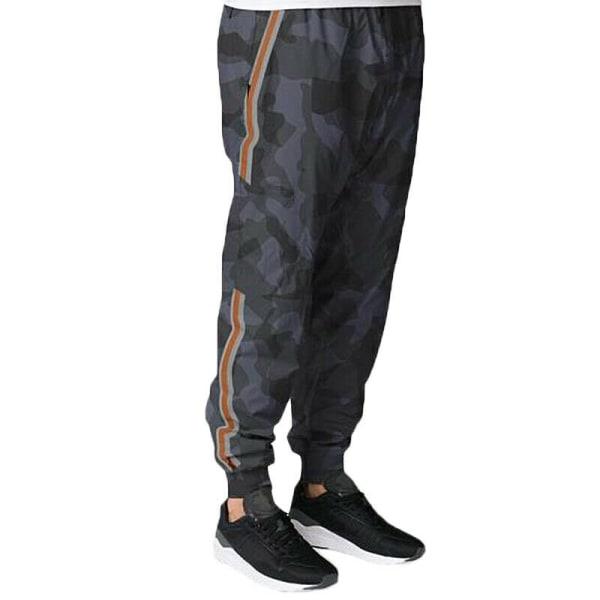 Herr Camouflage Casual Byxor Harem Joggers Sport lösa byxor Tony camouflage trousers 2XL