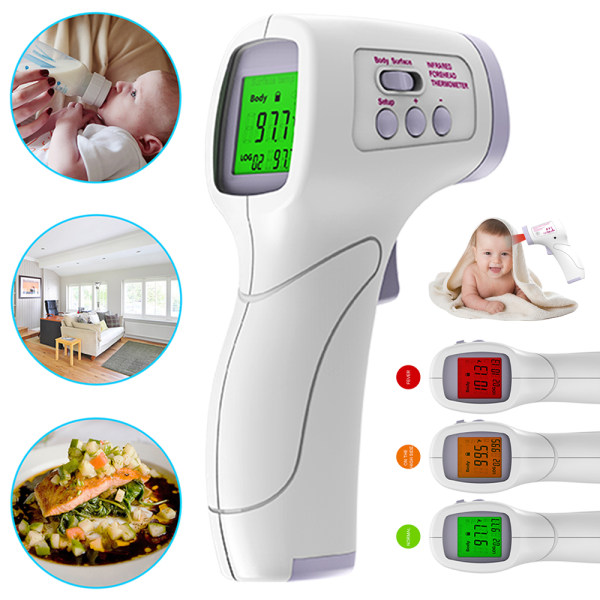 Non-Contact IR Fever Thermometer for Children / Adults