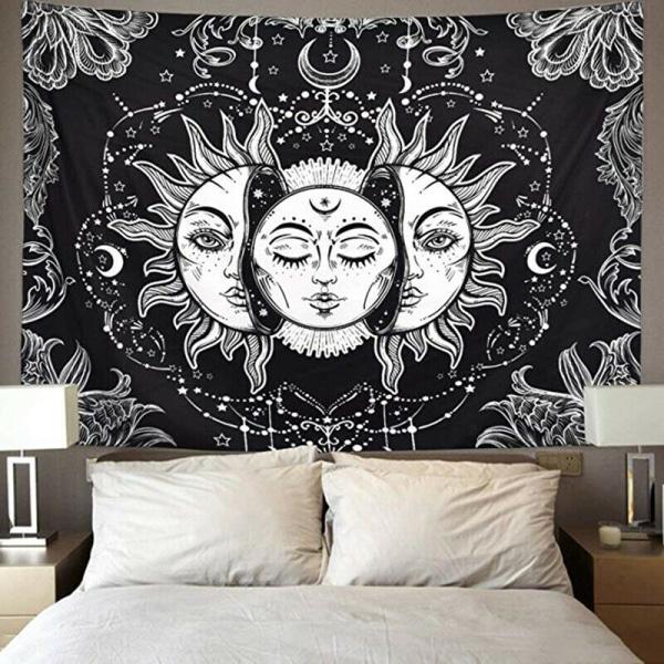Tapestry Kasta vägghängande heminredning filt överkast 148*200cm